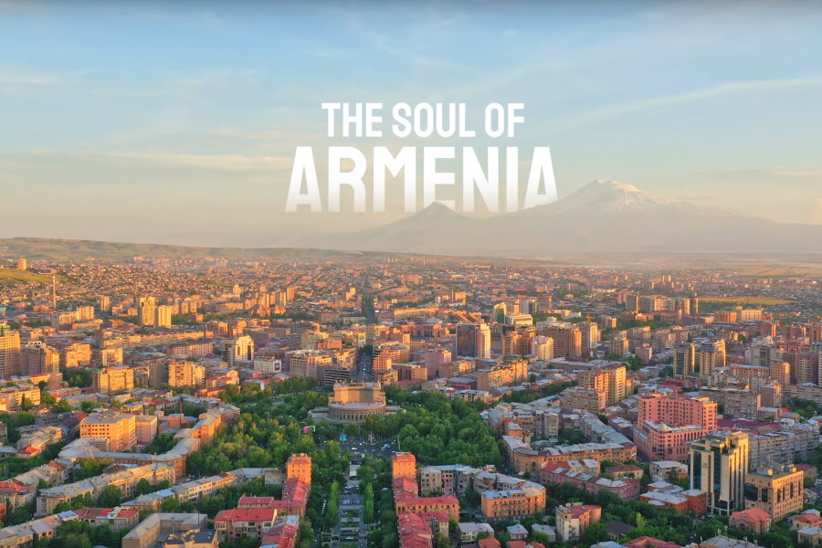 The Soul of Armenia - Η Ψυχή της Αρμενίας (video)